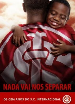 Cartaz do filme sobre o centenário do S.C. Internacional