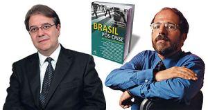 Octavio de Barros (esquerda) e Fábio Giambiagi (direita)