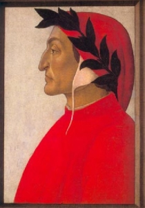 Dante Alighieri (Quadro de Sandro Botticelli)