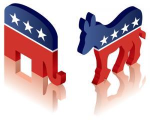 Republicanos e Democratas Americanos