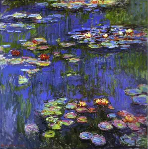 Claude Monet e as Ninfeias (4/6)