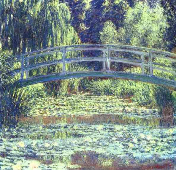 Claude Monet e as Ninfeias (2/6)