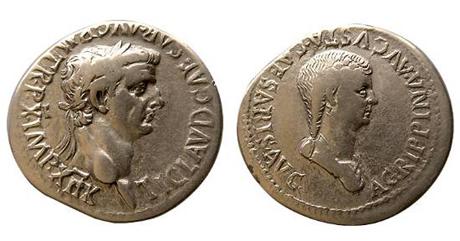 Nero e Agripina