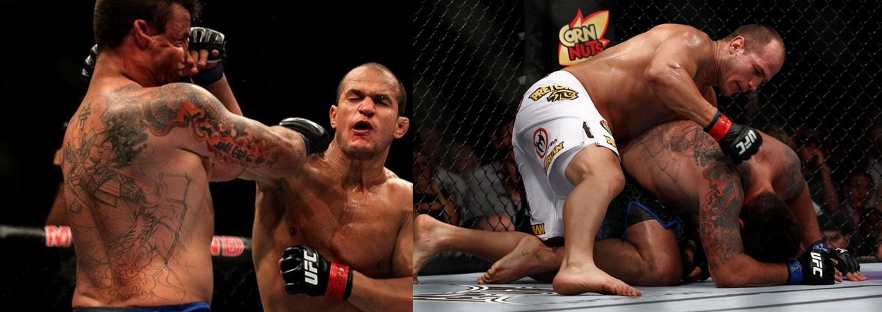 Junior Cigano vs. Frank Mir