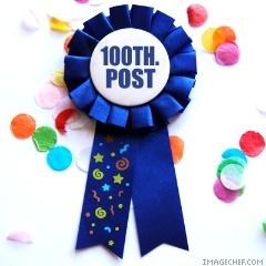 100º post