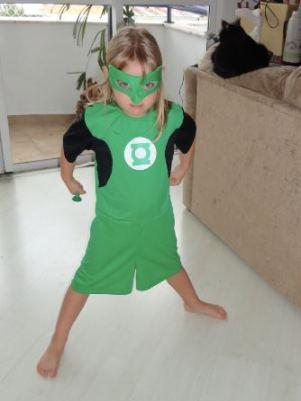 Julia Lanterna Verde