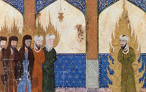 profetas do islã