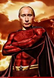 O Capitão Planeta Russo