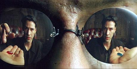 matrix neo morpheus red blue pill