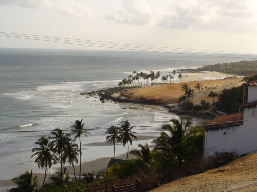 Praia de Lagoinha - Ceará