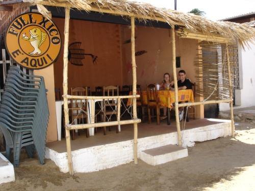 Fachada do Restaurante Fullxico em 2004