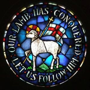 Agnus Dei, o cordeiro de Deus