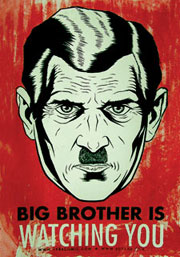 Big Brother de George Orwell