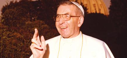 Papa João Paulo I, o Papa Sorriso