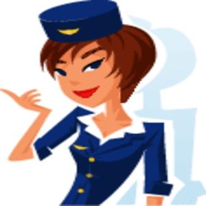 Comissária de bordo