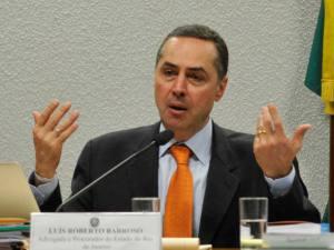 Novo Ministro do STF Luís Roberto Barroso
