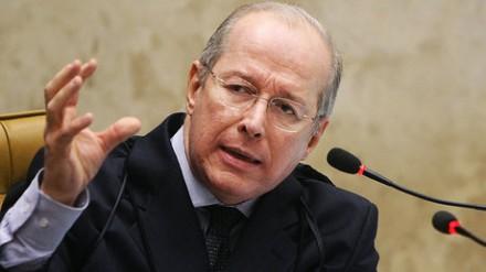 Ministro Celso de Mello do STF