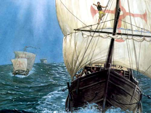 As Grandes Navegações do Século XV