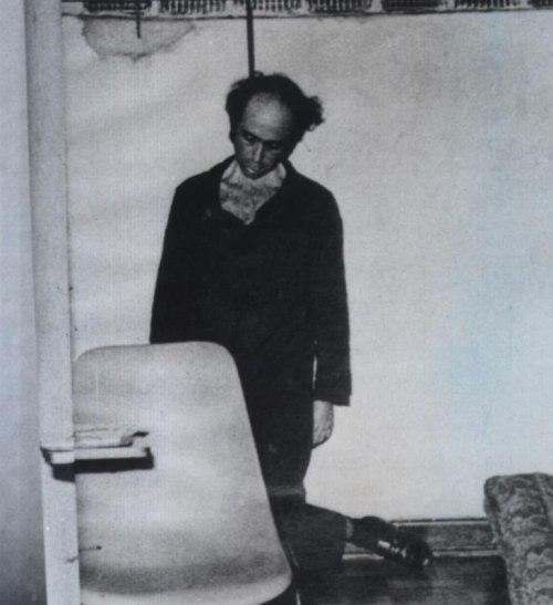 Vladimir Herzog morto no DOI-CODI