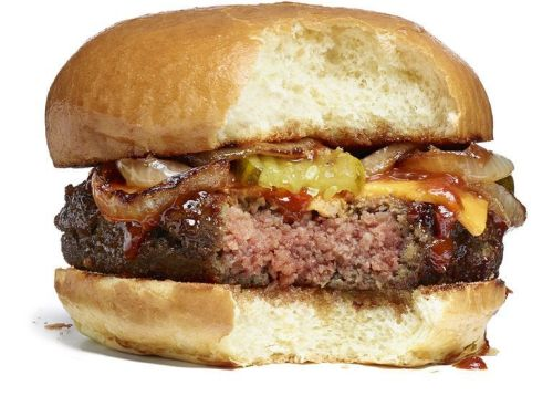 Plant-Based Burger [Source: Impossible Foods' website]