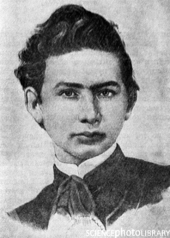 Janos Bolyai, Hungarian mathematician