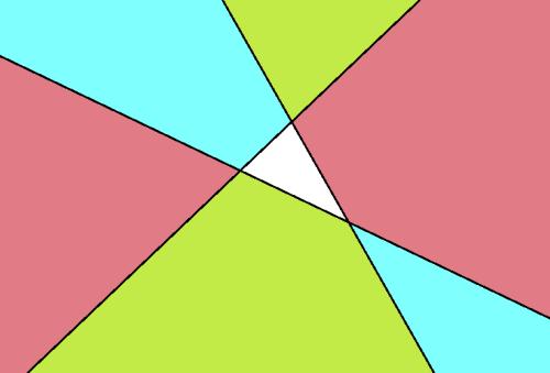 Triangulos_GeometriaProjetiva