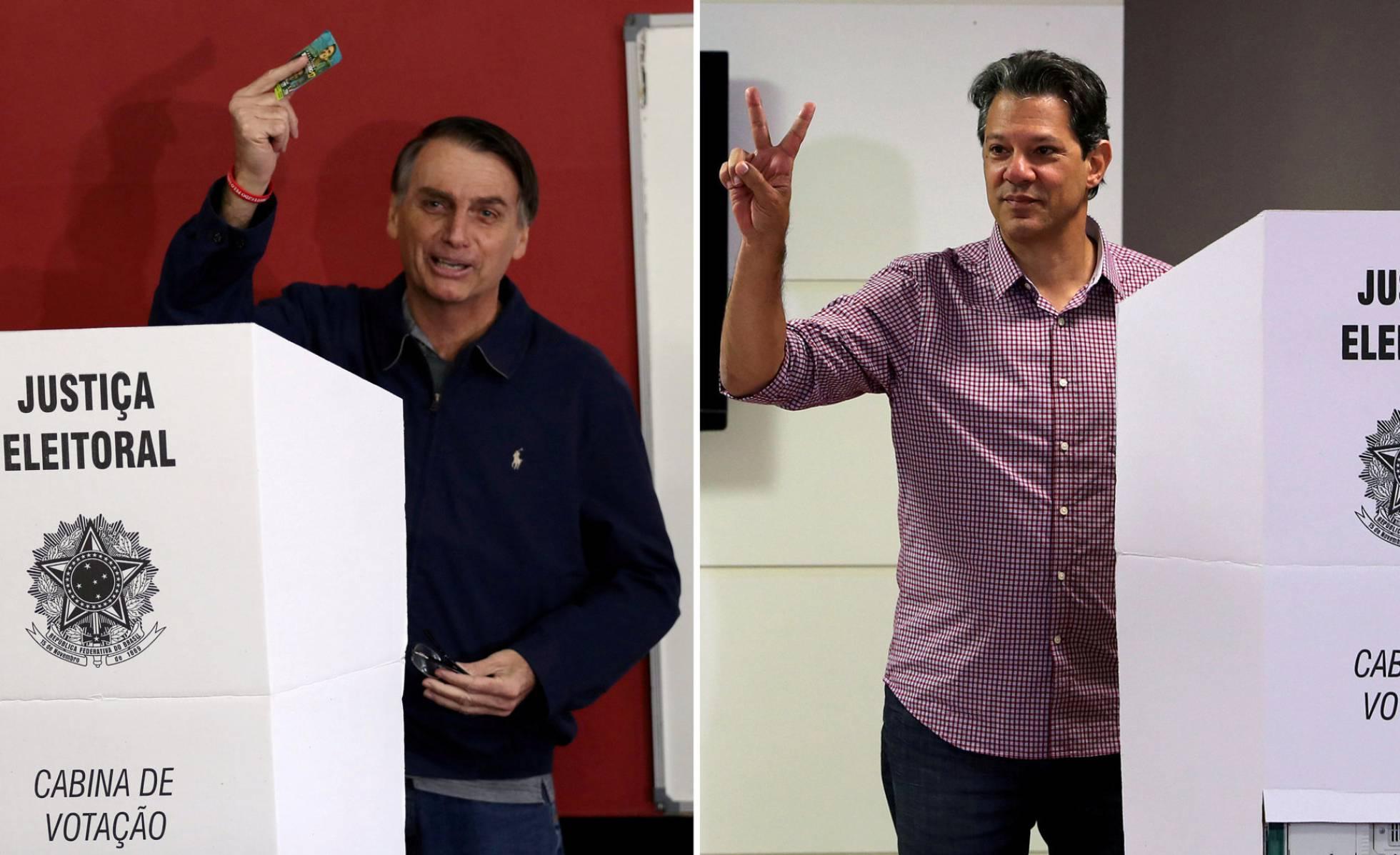 Bolsonaro_Haddad